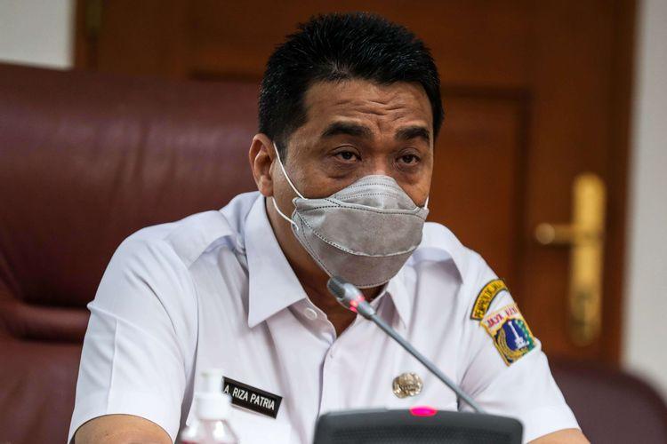Ahmad Riza Patria sebagai Wakil Gubernur DKI Jakarta